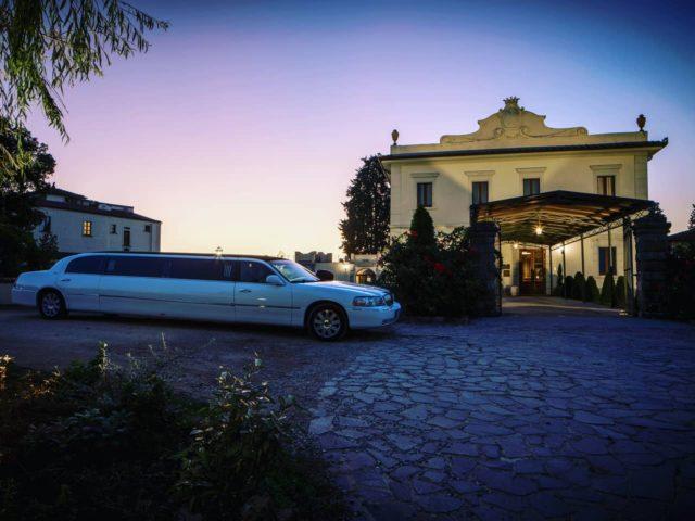 OMG Limousine Auto d\'Epoca