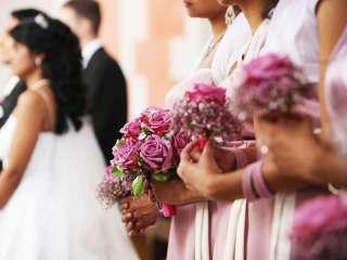 Paggi e damigelle, un antico ruolo ancora in voga che richiede abiti da cerimonia d'eccezione