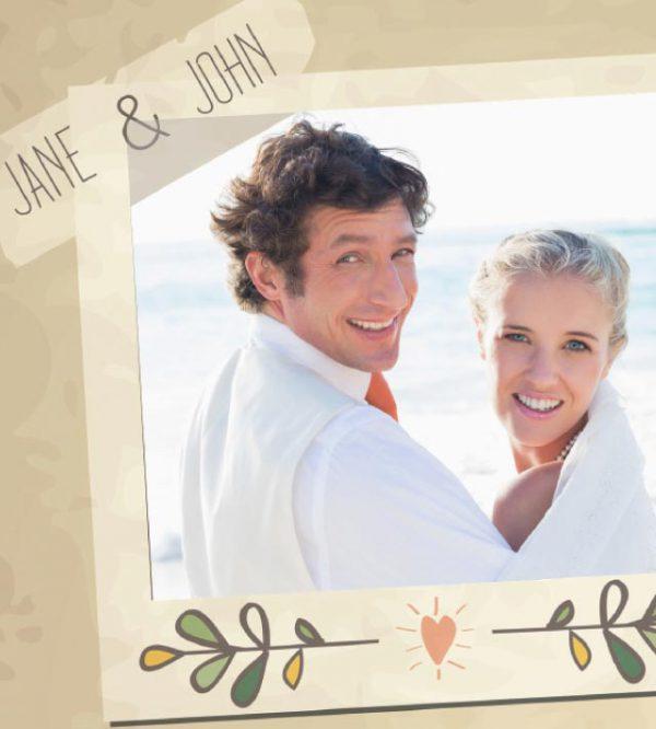 Ringraziare con una foto tutti gli invitati che hanno contribuito a rendere speciale le vostre nozze