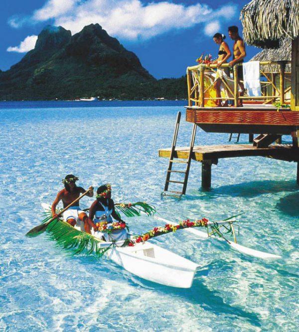 Un viaggio di nozze indimenticabile nei colori del paradiso che solo la Polinesia riesce a riflettere