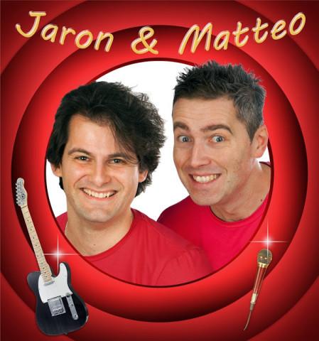 Jaron e Matteo