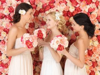 Tutti i fiori per il matrimonio: la rosa, un classico intramontabile e sempre d'effetto