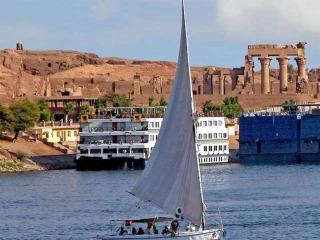 Egitto: lasciatevi cullare dal fiume degli Dei nel vostro viaggio di nozze