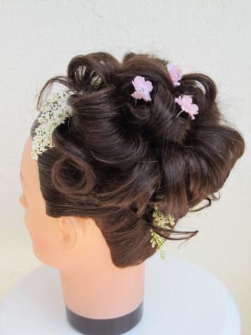 Chiara make up artist and hair stylist