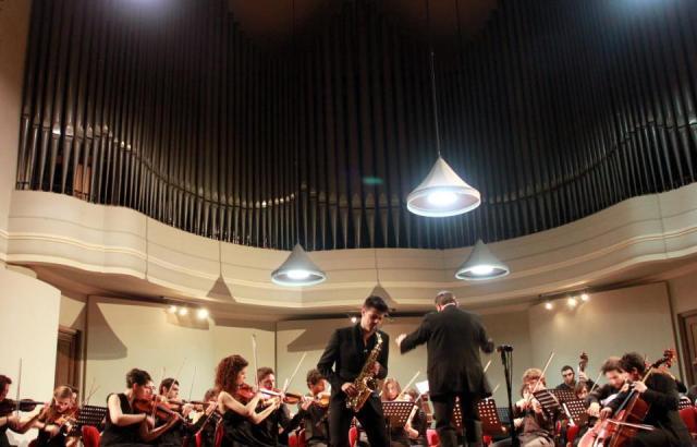 Duo Sassofono e Violino