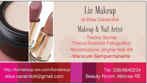 Liz Makeup di Elisa Cavandoli
