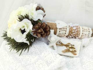 Fiori per il matrimonio: una cornice di gioia e allegria dal tocco leggermente profumato
