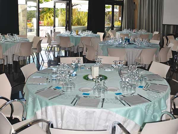 Amat design hotel per il ricevimento ristorante for Hotel amati bologna