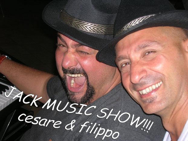 JACK MUSIC di Cesare e Filippo