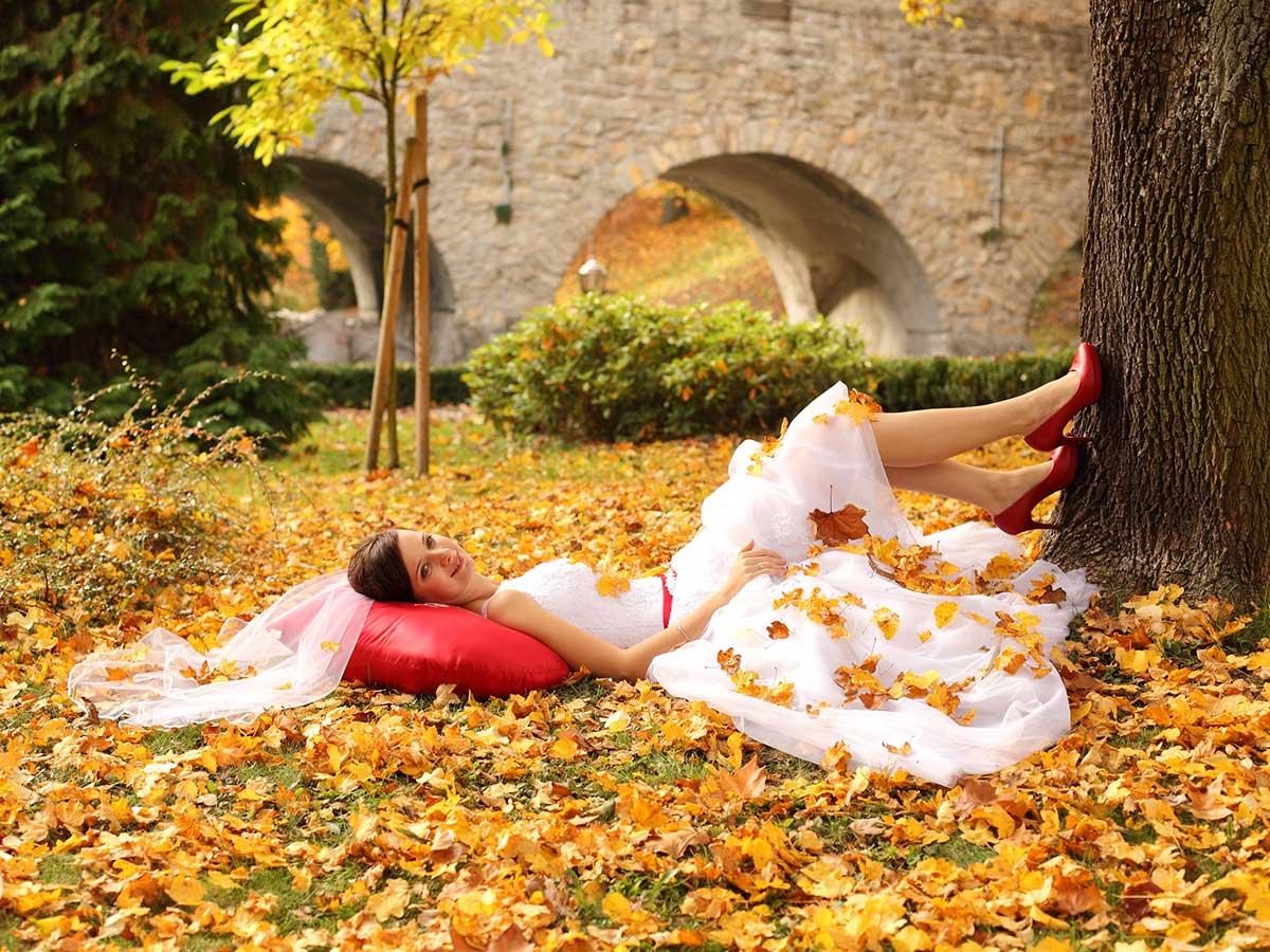 I romantici e suggestivi colori che solo delle nozze in for Cosa si semina a settembre