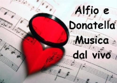 Alfio e Donatella Musica dal vivo