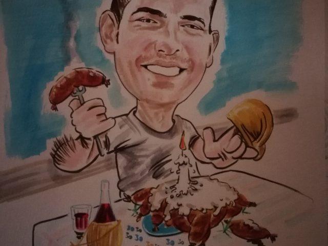 Marco Fiorenza Caricaturista
