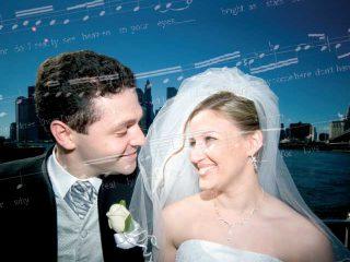 Un matrimonio con nessuna... nota fuori posto
