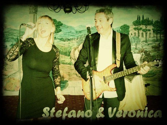 STEFANO & VERONICA