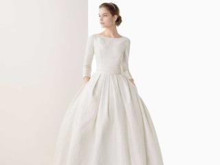 Il vostro abito da sposa: consigli utili per scegliere tra la manica corta e quella lunga