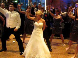 Un flash mob per stupire gli invitati del vostro matrimonio