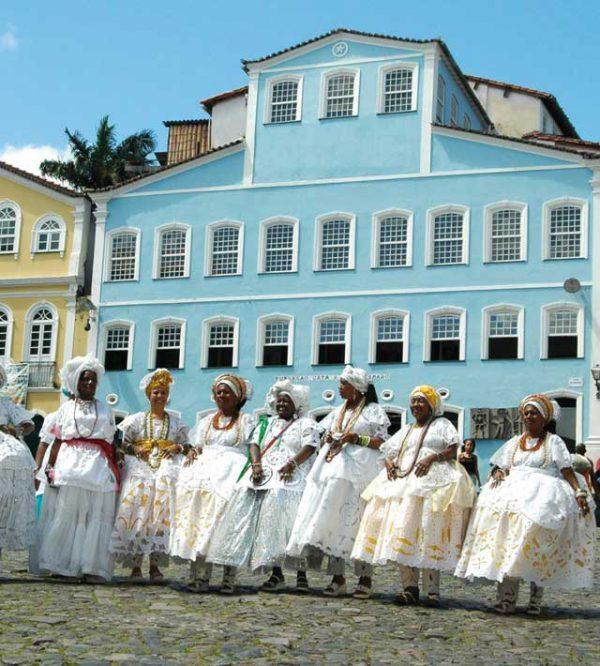 Una luna di miele al ritmo di samba