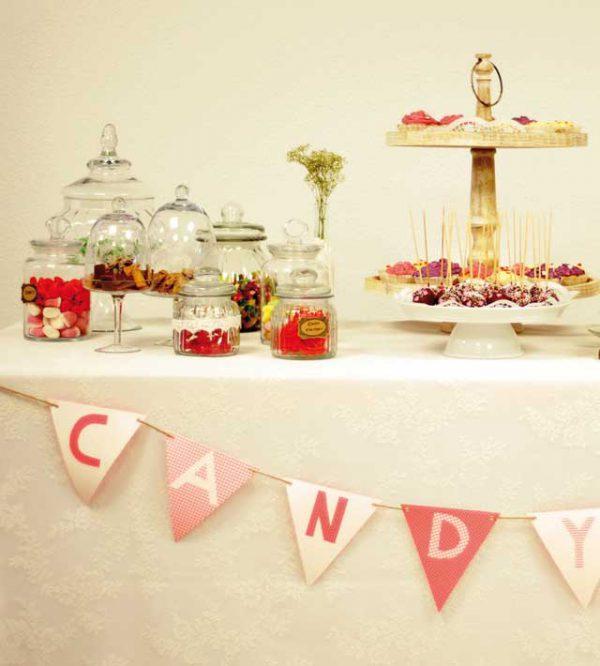 Confettata, candy bar o buffet di dolci: i golosi sono accontentati nel giorno delle vostre nozze