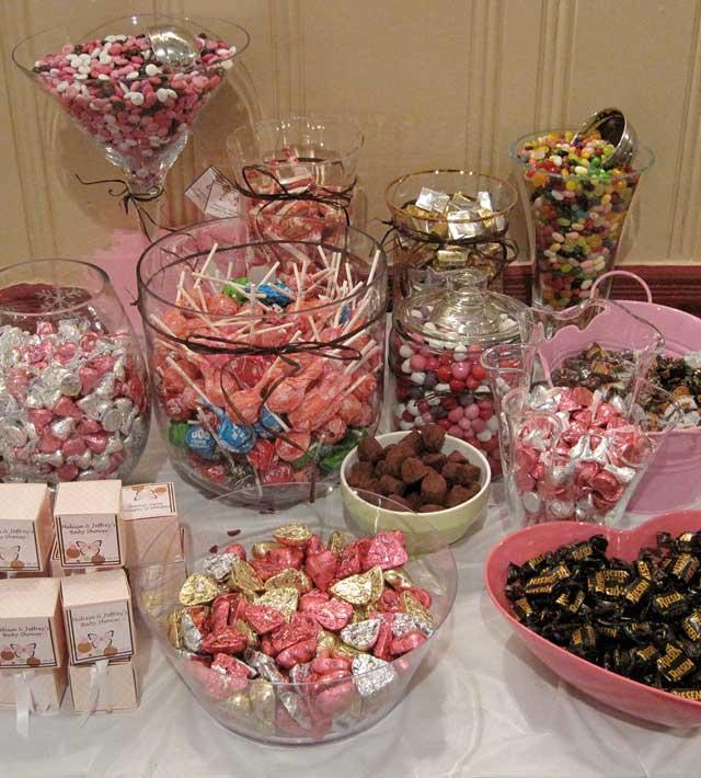 Confetti e bomboniere o anche candy bar? Arriva il paradiso dei golosi