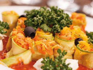Menù vegetariano per il matrimonio: perché no?
