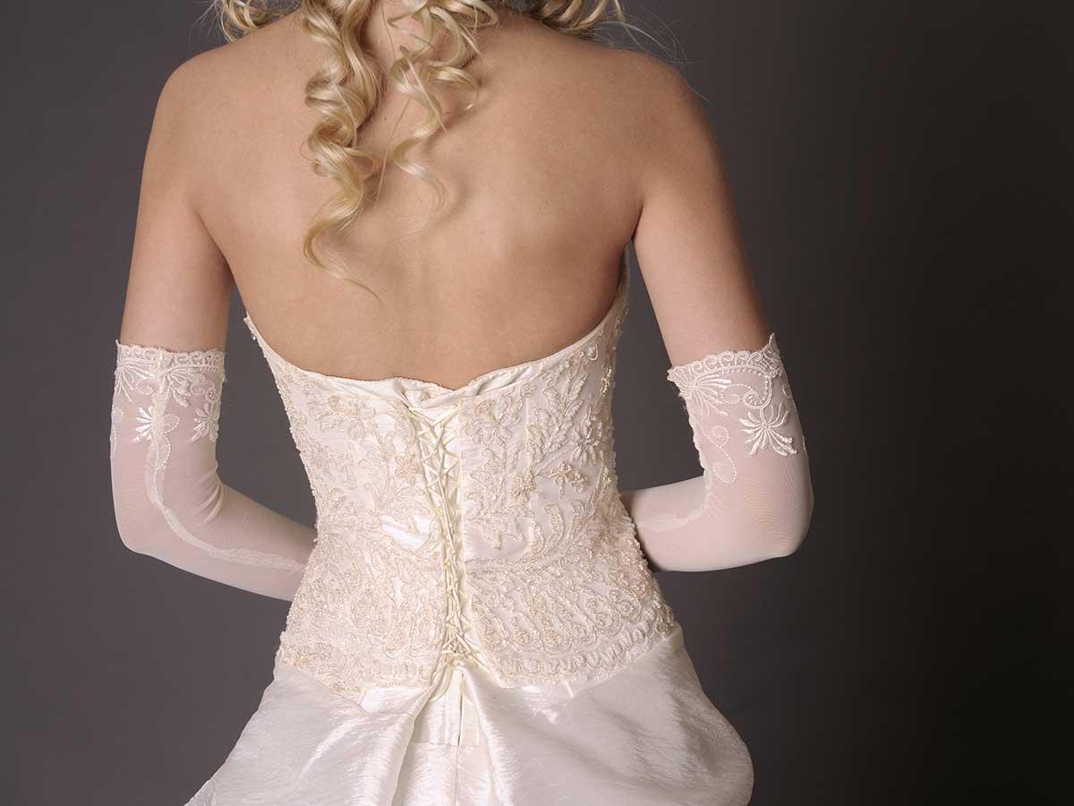 Vintage anche per l'abito da sposa?