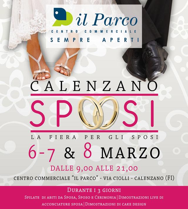 6-7-8 Marzo 2015 Calenzano Sposi