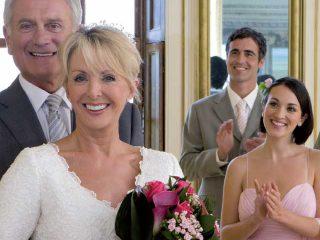 L'abito da cerimonia, in coordinato per il papà della sposa e i parenti