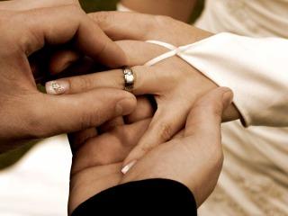 Fotografo matrimonio: il signore… dello scambio degli anelli