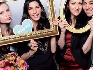 Photo Booth al matrimonio, una novità dal successo assicurato!