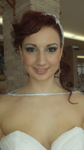 Claudia Colletta Make Up