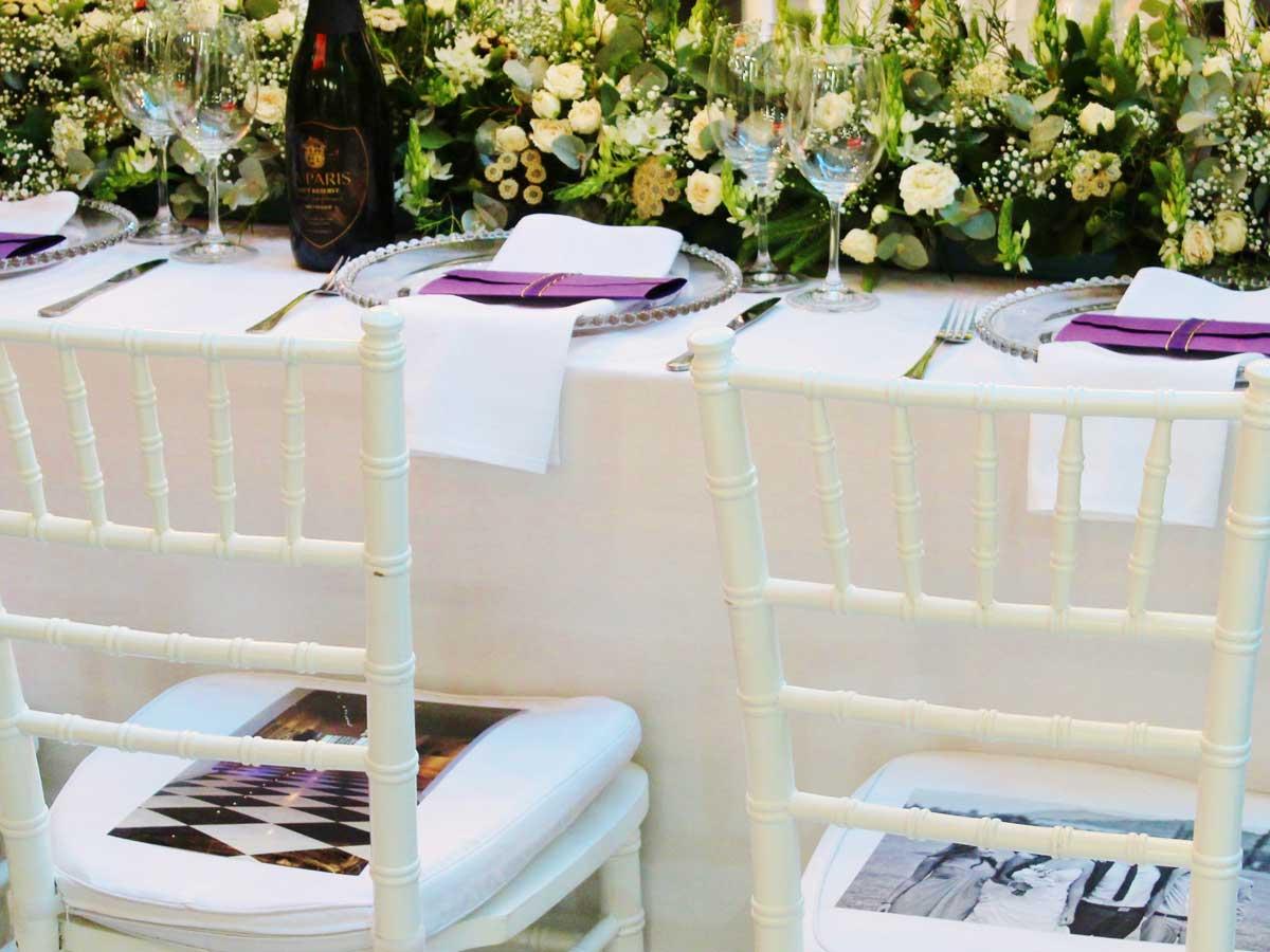 Idee per gli addobbi della tavola di un matrimonio estivo - Addobbi tavoli matrimonio casa ...