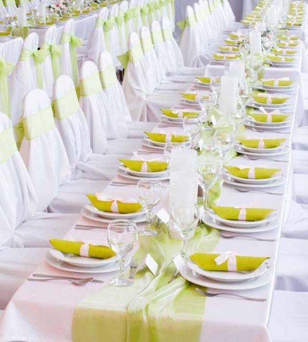 d93dedde24c2 Come scegliere gli addobbi della tavola di un matrimonio estivo e ottenere  splendidi risultati