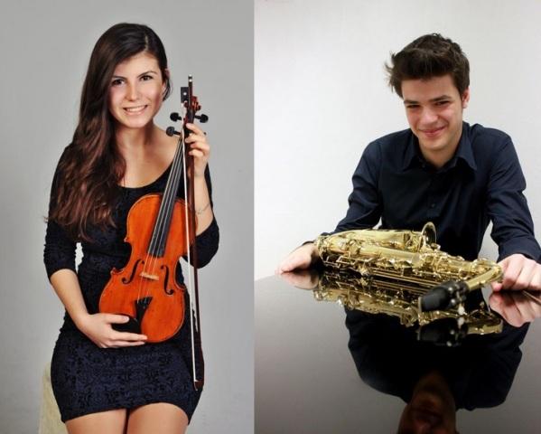 Duo Sax e Violino
