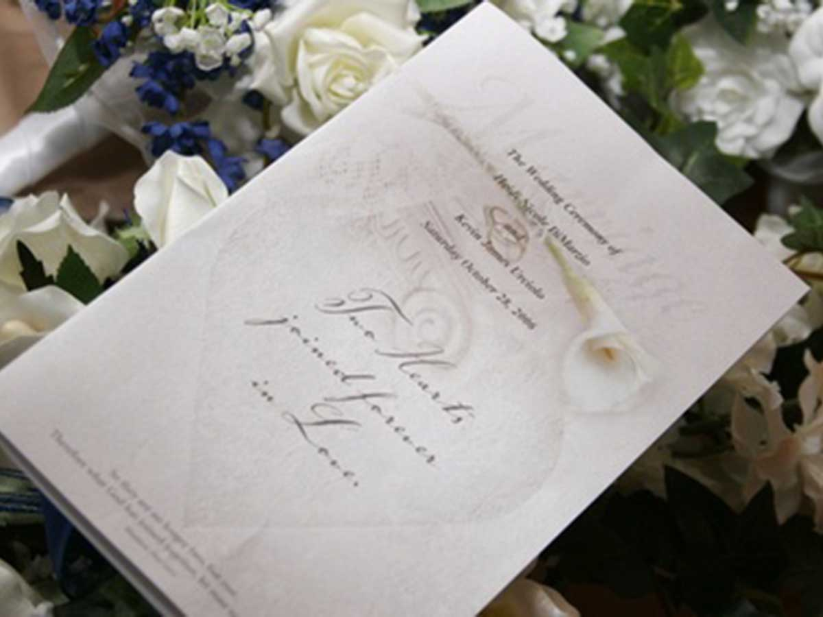Matrimonio Simbolico Libretto : Libretto del matrimonio una preghiera che diventa un