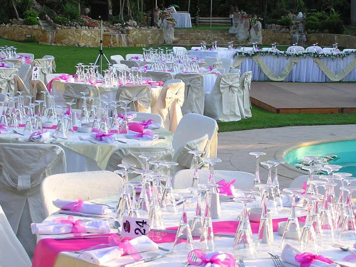 Matrimonio Tema Estate : Estate un ricevimento di matrimonio all insegna del