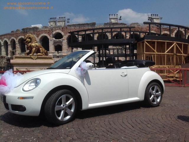 New Beetle Cabrio Bianco