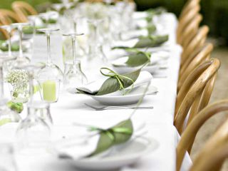 Col catering per un ricevimento di matrimonio a Firenze