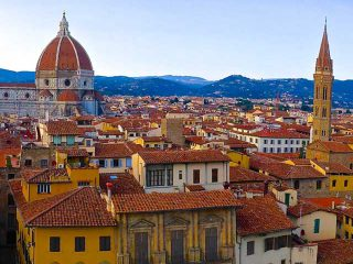 Location per matrimoni a Firenze, tra l\'Arno e le colline