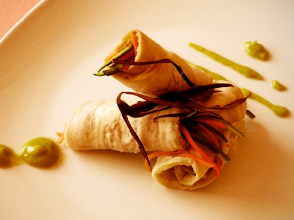 Presso il ristorante Antica Cappella degustazione gratuita del menù di nozze per gli sposi