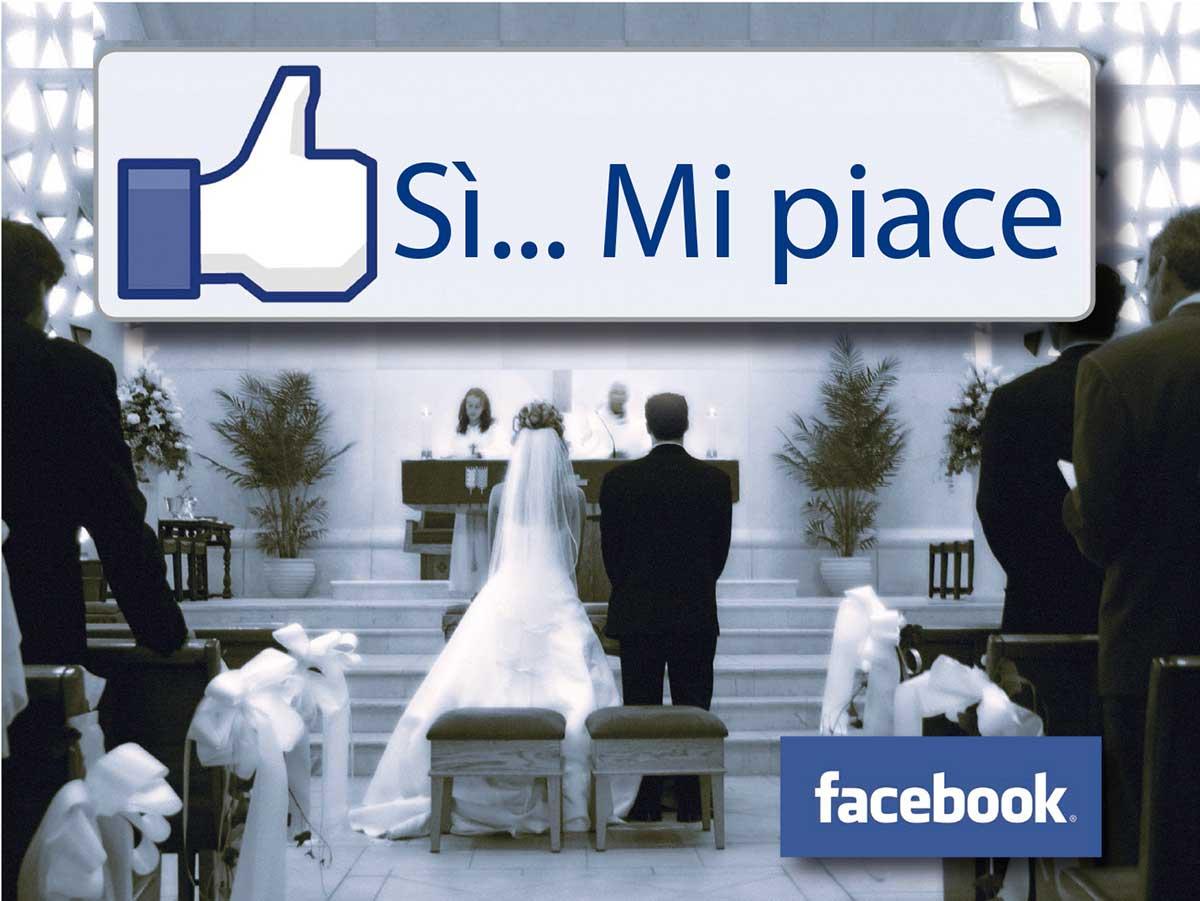 Guidasposi è anche su Facebook: segui la nostra pagina e condividi con noi i tuoi magici momenti e  le notizie sul matrimonio