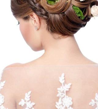 Tendenza tattoo dress per l'abito da sposa a Torino
