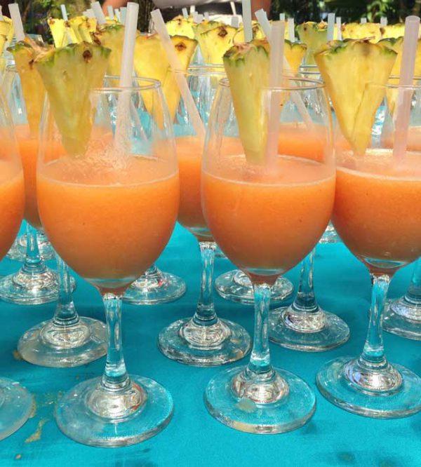 Cosa chiedere al catering per organizzare al meglio il cocktail di benvenuto del vostro matrimonio