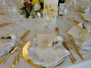 Prova gratuita del menù per gli sposi che prenotano il servizio del catering Il Briccone