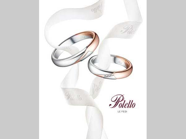 Un diamante in regalo agli sposi che acquistano le fedi Polello da Karin Fedi e Bomboniere
