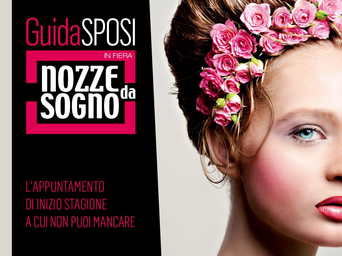GuidaSposi in Fiera presenta NOZZE da SOGNO 2017 al Pala Alpitour di Torino il 7 e 8 ottobre