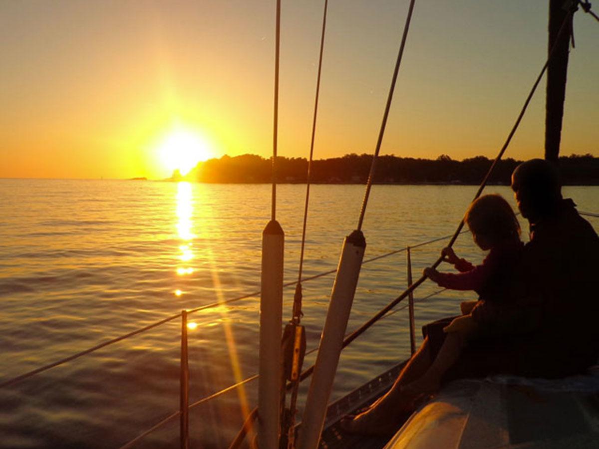 Come organizzare un meraviglioso viaggio di nozze in barca a vela
