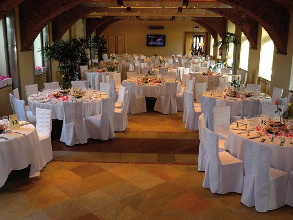 Degustazione gratuita del menù per gli sposi che prenotano presso il ristorante Antica Zecca