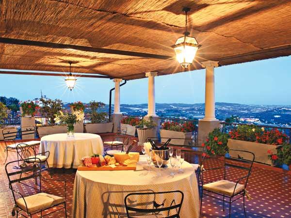 Prova del menù in omaggio per gli sposi che prenotano il banchetto presso il ristorante Cannon d'Oro