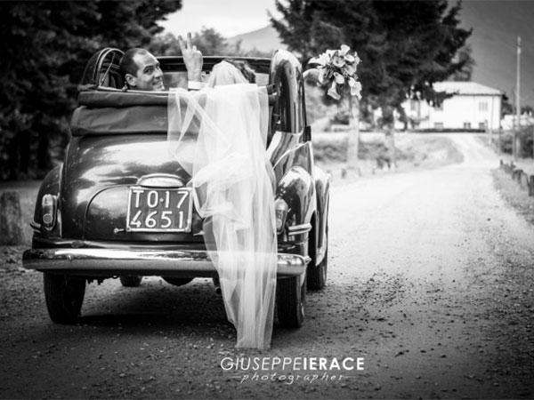 Da Giuseppe Ierace Photographer sconto 10% sui servizi nei giorni feriali o da novembre a marzo per gli sposi