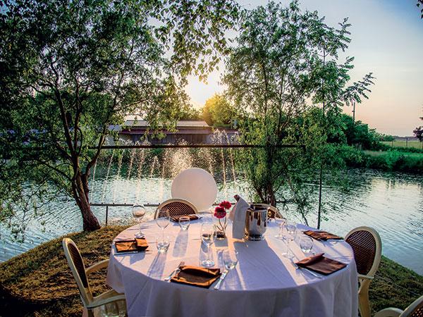 Menù nuziali fuori stagione e feriali al prezzo di 45 Euro presso il ristorante Lago Reale Mappano